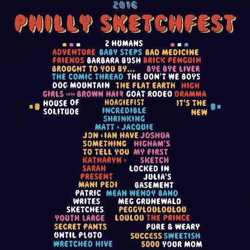 sketchfest